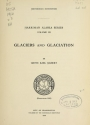 Cover of Harriman Alaska series v.3 (1910)