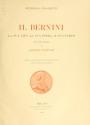 """Cover of """"Il Bernini"""""""