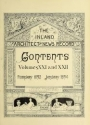 "Cover of ""The Inland architect and news record v. 21 Feb-July 1893"""