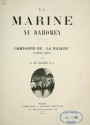 "Cover of ""La marine au Dahomey"""