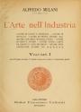 Cover of L'arte nell'industria