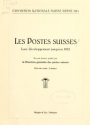 Cover of Les Postes suisses