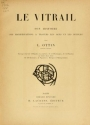 Cover of Le vitrail