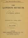 """Cover of """"The London museum /"""""""