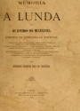"Cover of ""A Lunda"""