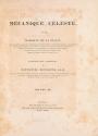 Cover of Mécanique céleste v. 3