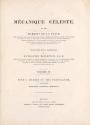 Cover of Mécanique céleste v. 4