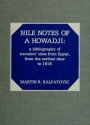 """Cover of """"Nile notes of a howadji"""""""