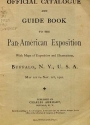 "Cover of ""Official catalogue and guide book to the Pan-American Exposition"""