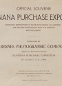 Cover of Official souvenir Louisiana Purchase Exposition