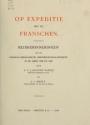 """Cover of """"Op expeditie met de Franschen"""""""