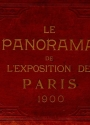 Cover of Le panorama de l'Exposition de Paris 1900