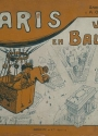 Cover of Paris vu en ballon et ses environs