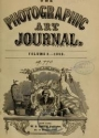 "Cover of ""The Photographic art-journal"""