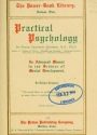 Cover of Practical psychology