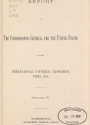 """Cover of """"Report of the commissioner-general for the United States to the International universal exposition, Paris, 1900 ... February 28, 1901 v. 4"""""""