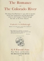 Cover of The romance of the Colorado River