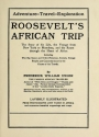 Cover of Roosevelt's African trip