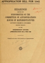 "Cover of ""[Smithsonian Institution appropriations hearings]"""
