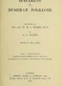 "Cover of ""Specimens of Bushman folklore"""