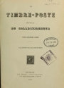 "Cover of ""Timbre-poste et le timbre fiscal"""