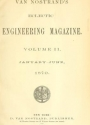 "Cover of ""Van Nostrand's eclectic engineering magazine"""
