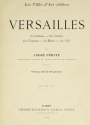 """Cover of """"Versailles"""""""