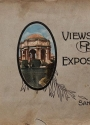 Cover of Views of the PPIE Exposition, San Francisco, 1915
