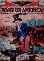 """Cover of """"Wake up, America!"""""""