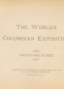 Cover of The World's Columbian Exposition