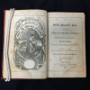 """Frontispiece and title page of the """"Skillful housewife's book"""""""