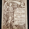 """Cover of  """"Victorian"""" wall-papers"""