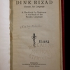 Dineh Bizad, Navajo, his Language title page