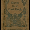 Cover of The Royal No. 10 cook book