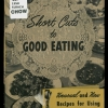 Cover of Short cuts to good eating