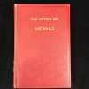 The Story of Metals, cover