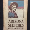 Cover of Arizona sketches
