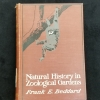 Natural History in Zoological Gardens - Cover