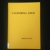 Cover of California Gold