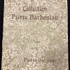 Collection P. Barboudau - volume 2 - Cover
