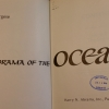 Title page of The Drama of the Oceans