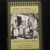 Cover of Africanisms in the Gullah Dialect