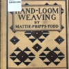 Hand-Loom Weaving Book Cover