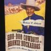 Cover of Hoo-doo cowboys and bronze buckaroos