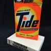 Paul McCarthy's Lowlife Slowlife Tidebox Tidebook - catalog and replica Tide detergent box