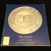 Picasso: 19 Plats en Argent, cover
