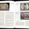 Chinese Armorial Porcelain for the Dutch Market, page spread with photographs