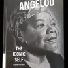 Cover of Maya Angelou: The Iconic Self