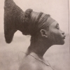 Mangbetu woman
