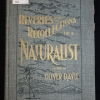 Cover of Reveries and Recollections of a Naturalist